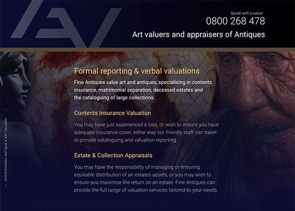 Fine Antiques Valuers