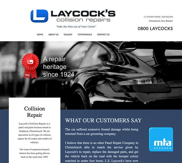 Laycocks Collision Repair