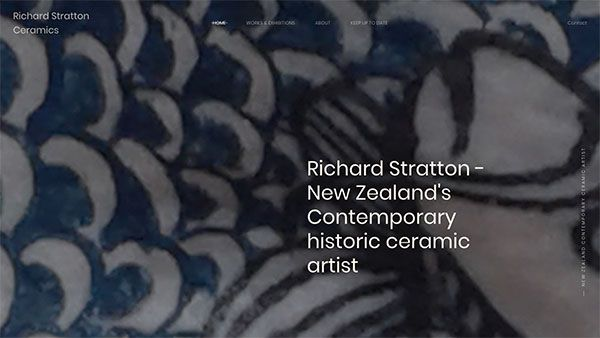 Richard Stratton Ceramics