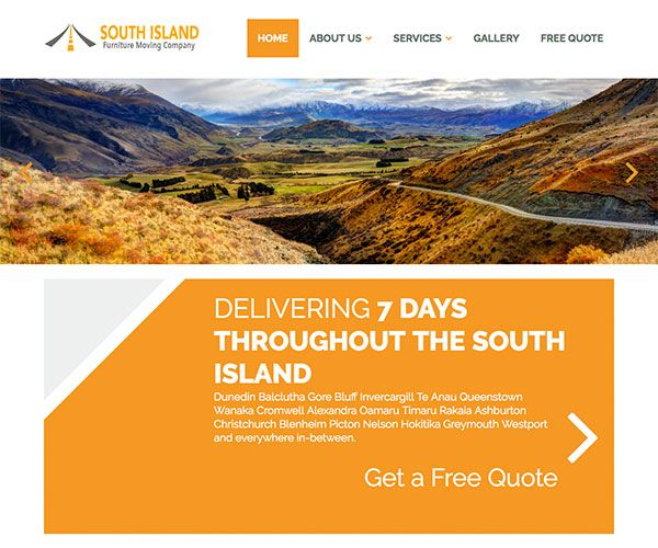 South Island Furniture Moving Company
